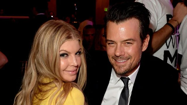 Image result for josh duhamel and fergie