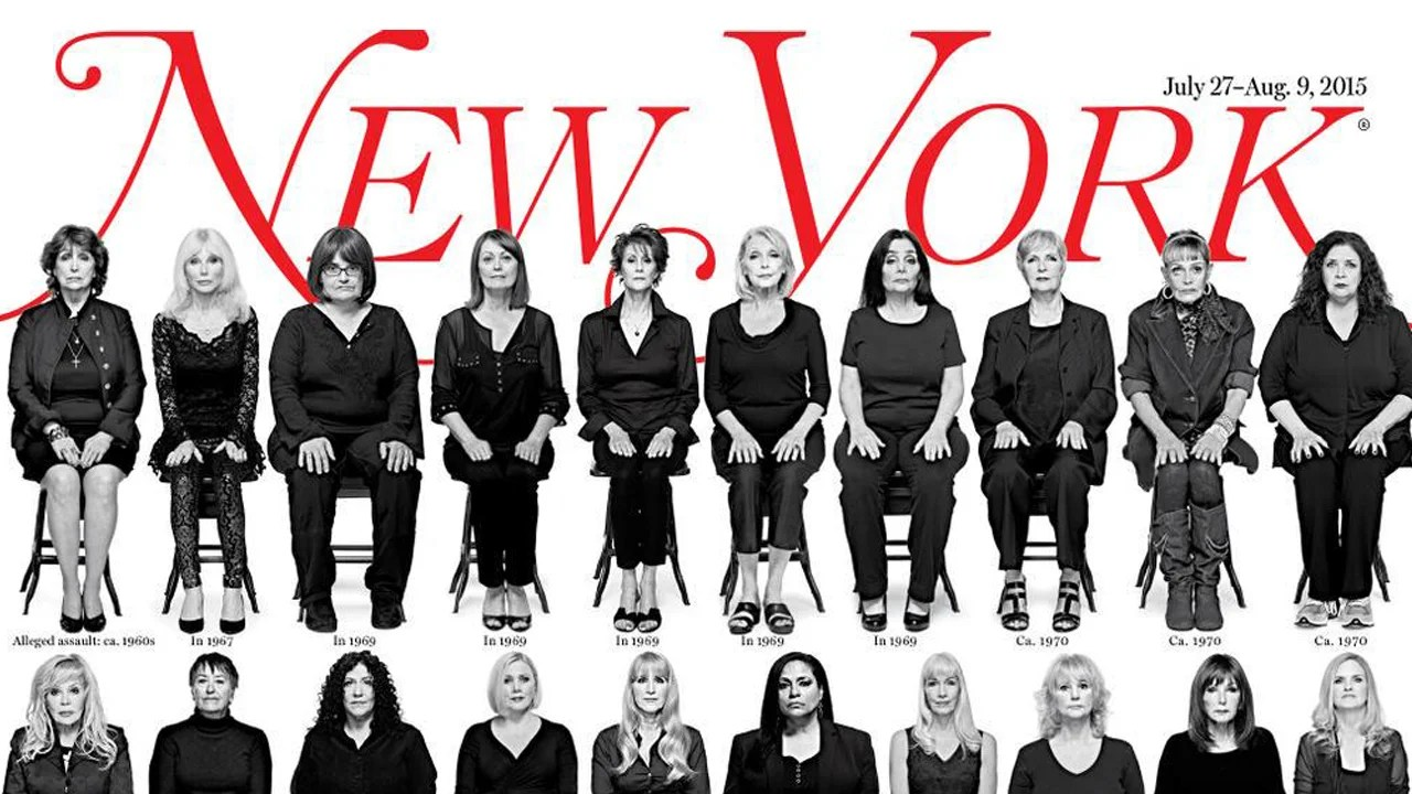 black massage chair hitchcock desk and bill cosby's accusers: 35 women speak out in powerful 'new york magazine' cover story ...