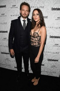 EXCLUSIVE: Troian Bellisario and Patrick J. Adams Talk ...