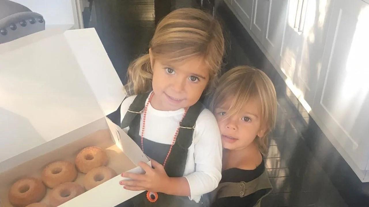 Penelope Disick Gets 1 After Grandma Kris Jenner Curses
