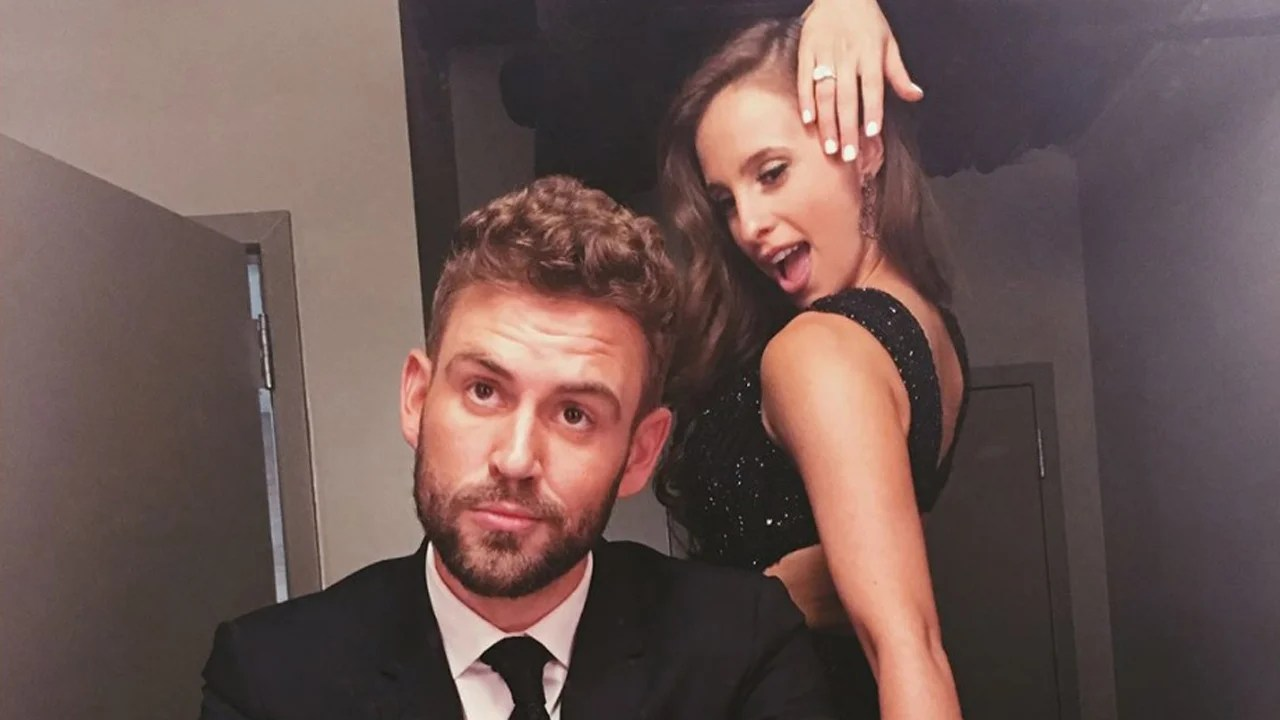 Image result for nick viall and vanessa
