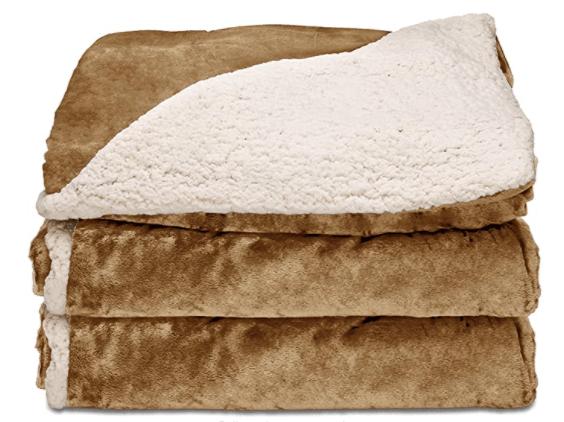 Sunbeam Heated Throw Blanket