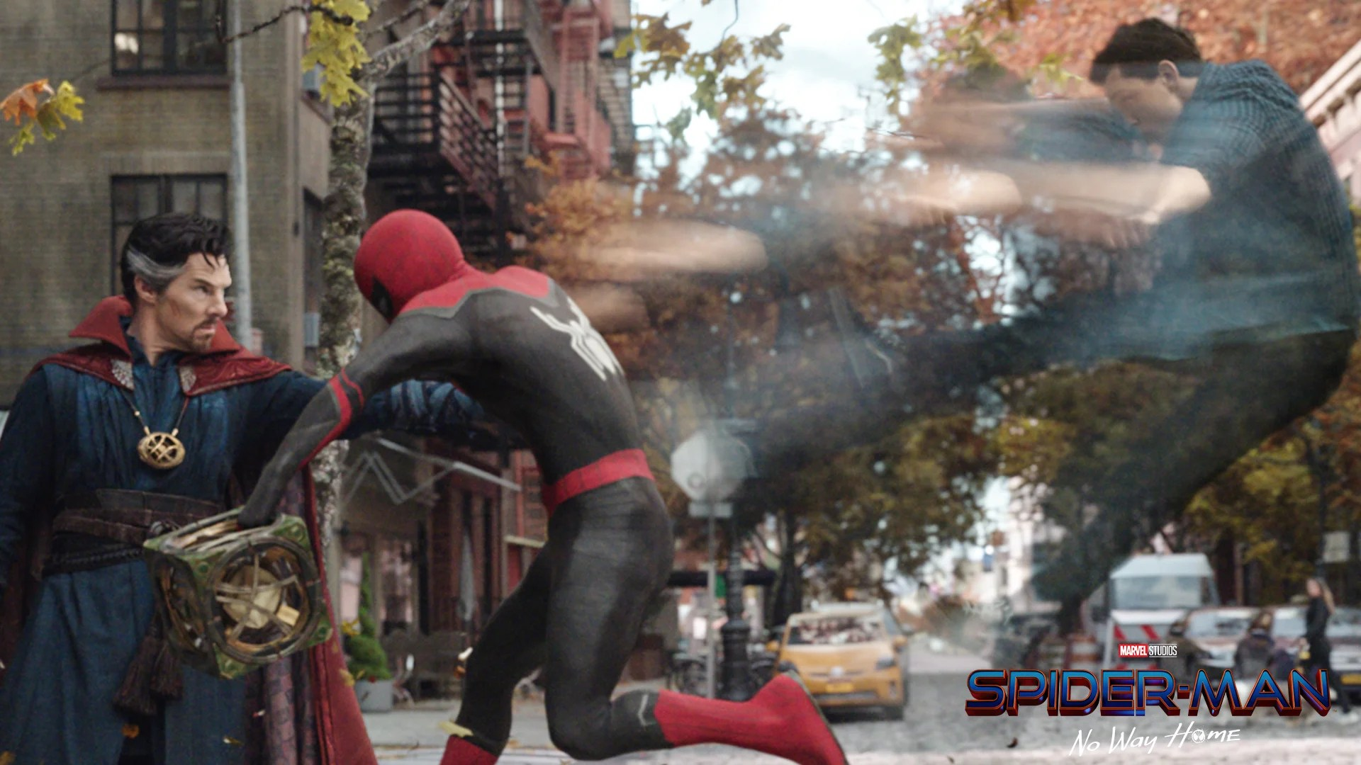 Here's everything you need to know about the mcu film. Spider Man No Way Home Trailer Pits Tom Holland Against Bad Guys From The Other Spider Man Movies Entertainment Tonight