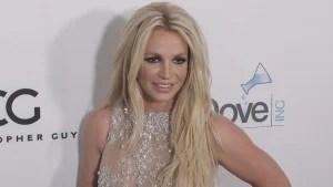 Britney Spears Attends Son Preston S 8th Grade Graduation
