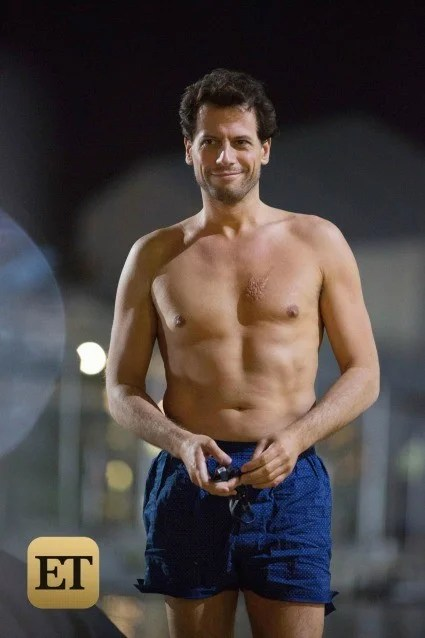 Forever First Look Ioan Gruffudd Strips Down