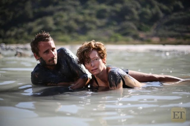 EXCLUSIVE FIRST LOOK Dakota Johnson  Tilda Swintons Sensual Thriller A Bigger Splash