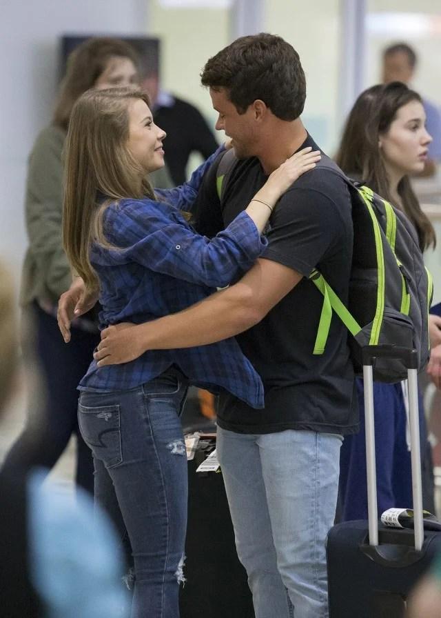 Bindi Irwin And Boyfriend Chandler Powell Have Romantic