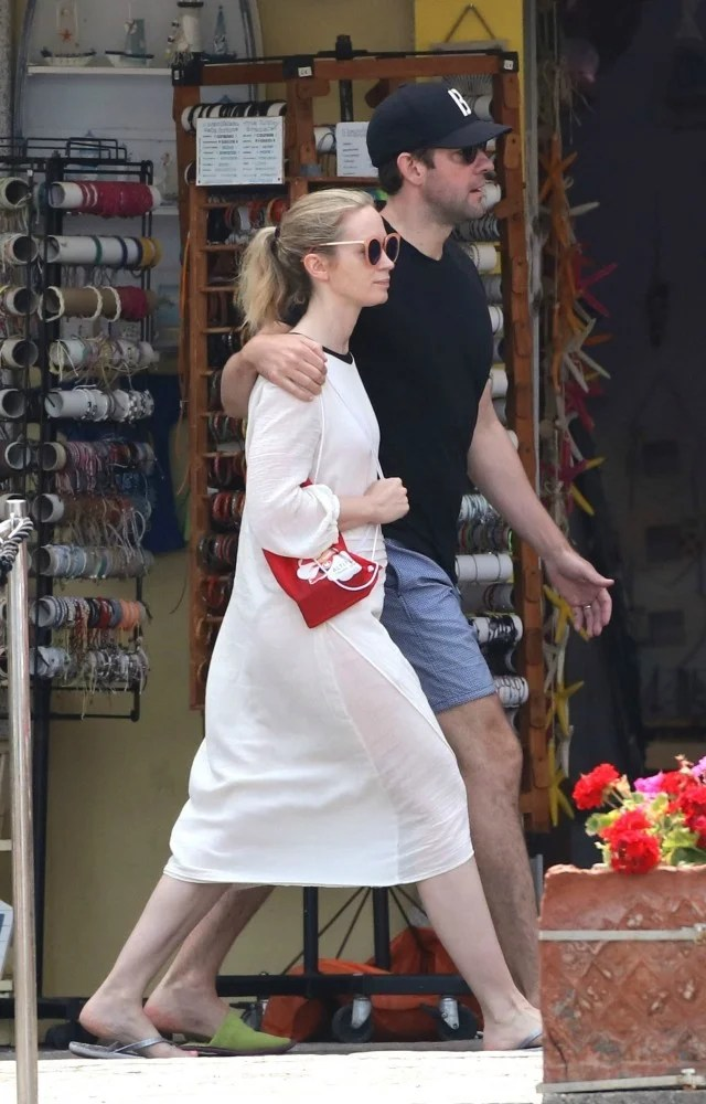 John Krasinski and Emily Blunt Take Romantic Trip to Italy Ahead of 7th Wedding Anniversary