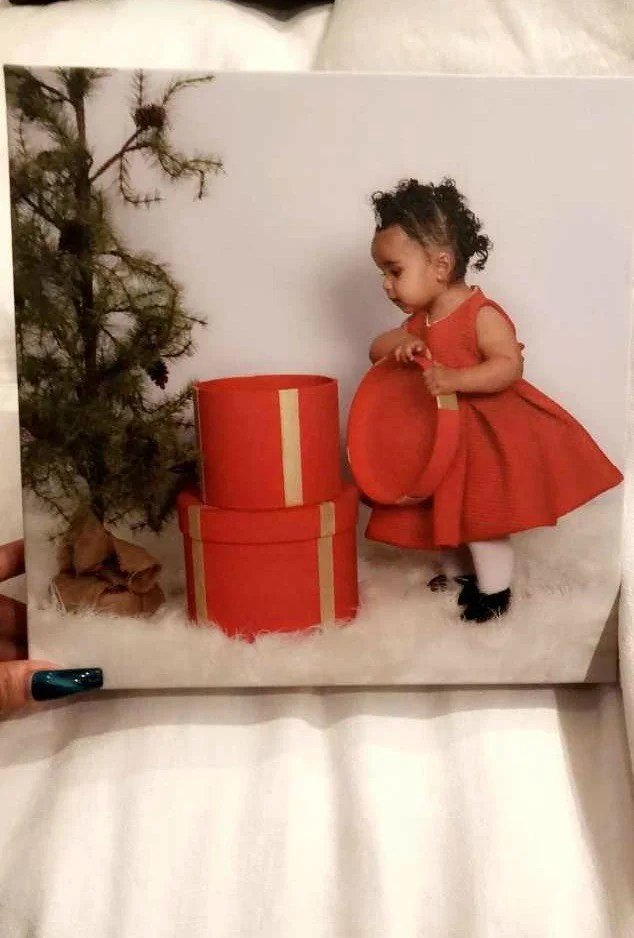 Blac Chyna Shares Adorable Holiday Pics Of Dream