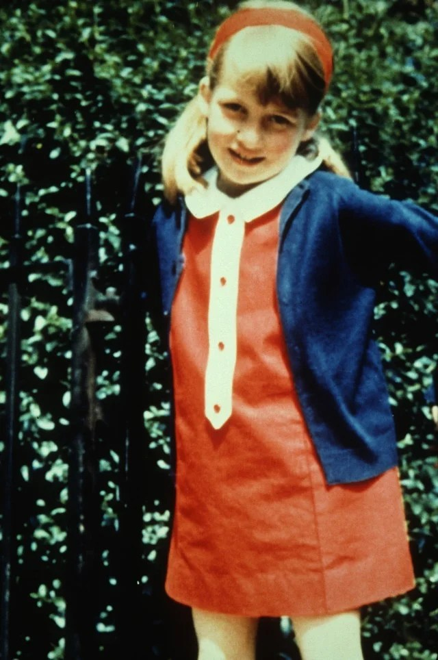 Princess Charlotte And Princess Diana Share Striking