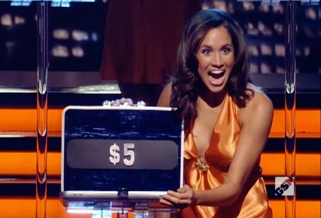 meghan markle deal or no deal