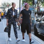 Young love: Justin Bieber and Hailey Balwin are Engaged