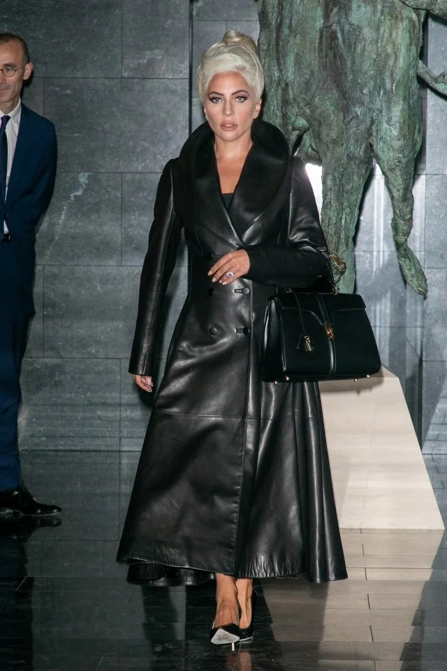 Lady Gaga Gives First Look Into Hedi Slimanes Cline