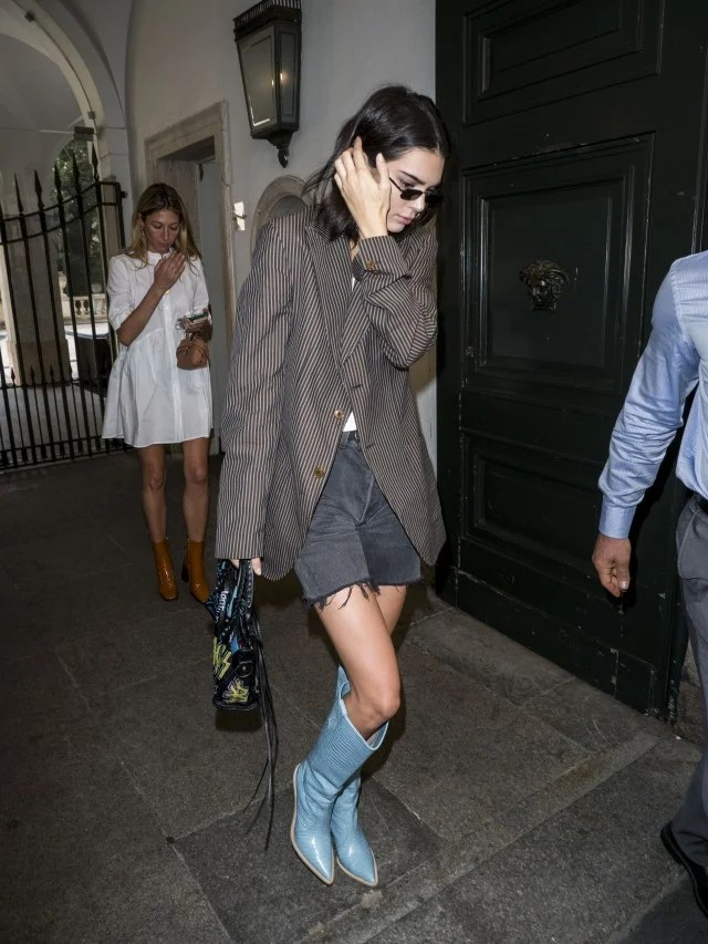 6 Boot Trends Celebrities Are Wearing This Fall  Shop