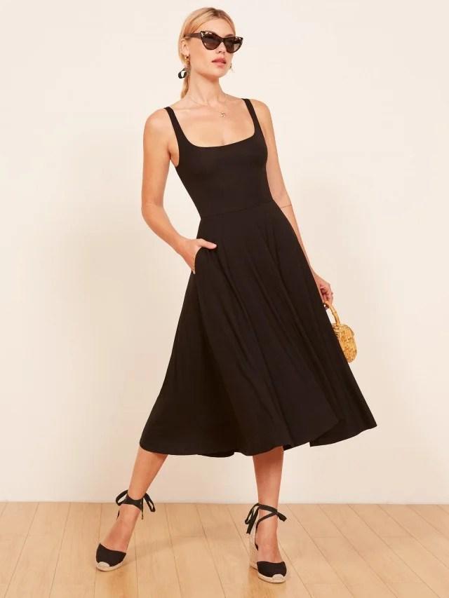 6 Celebrity Approved Ways To Wear A Black Dress