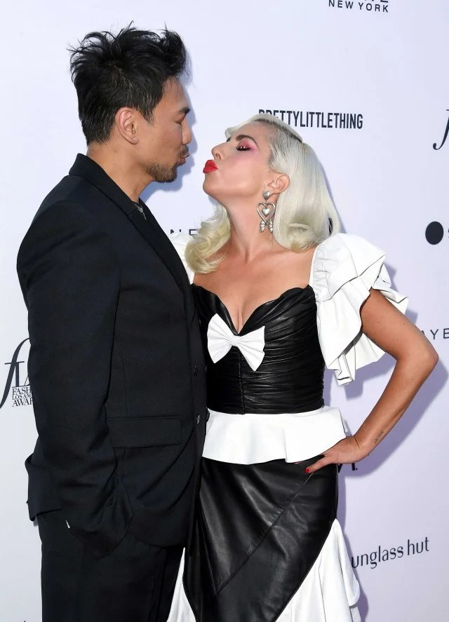Lady Gaga Stuns On The Red Carpet At The Daily Front Row S