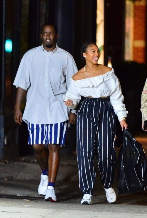 Image result for diddy and lori harvey