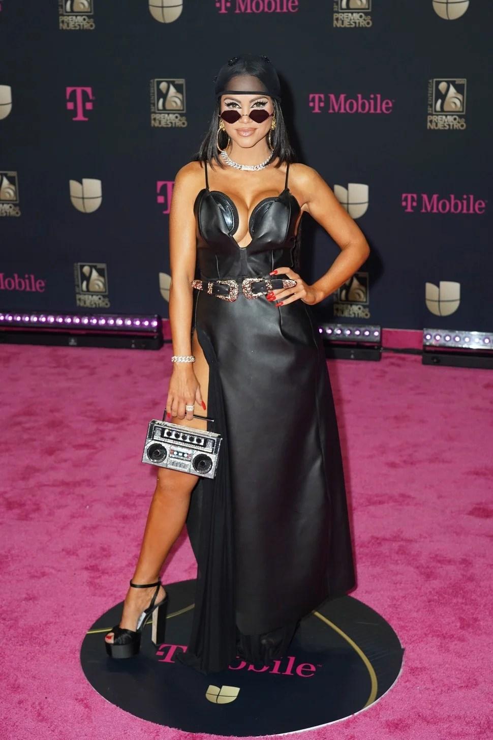 Best Dressed At 2020 Premio Lo Nuestro Natti Natasha