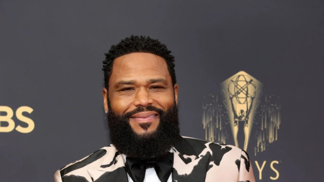 Anthony Anderson Talks 'Bittersweet' Final Season of 'Black-ish' and New Prank Show With Mom (Exclusive)