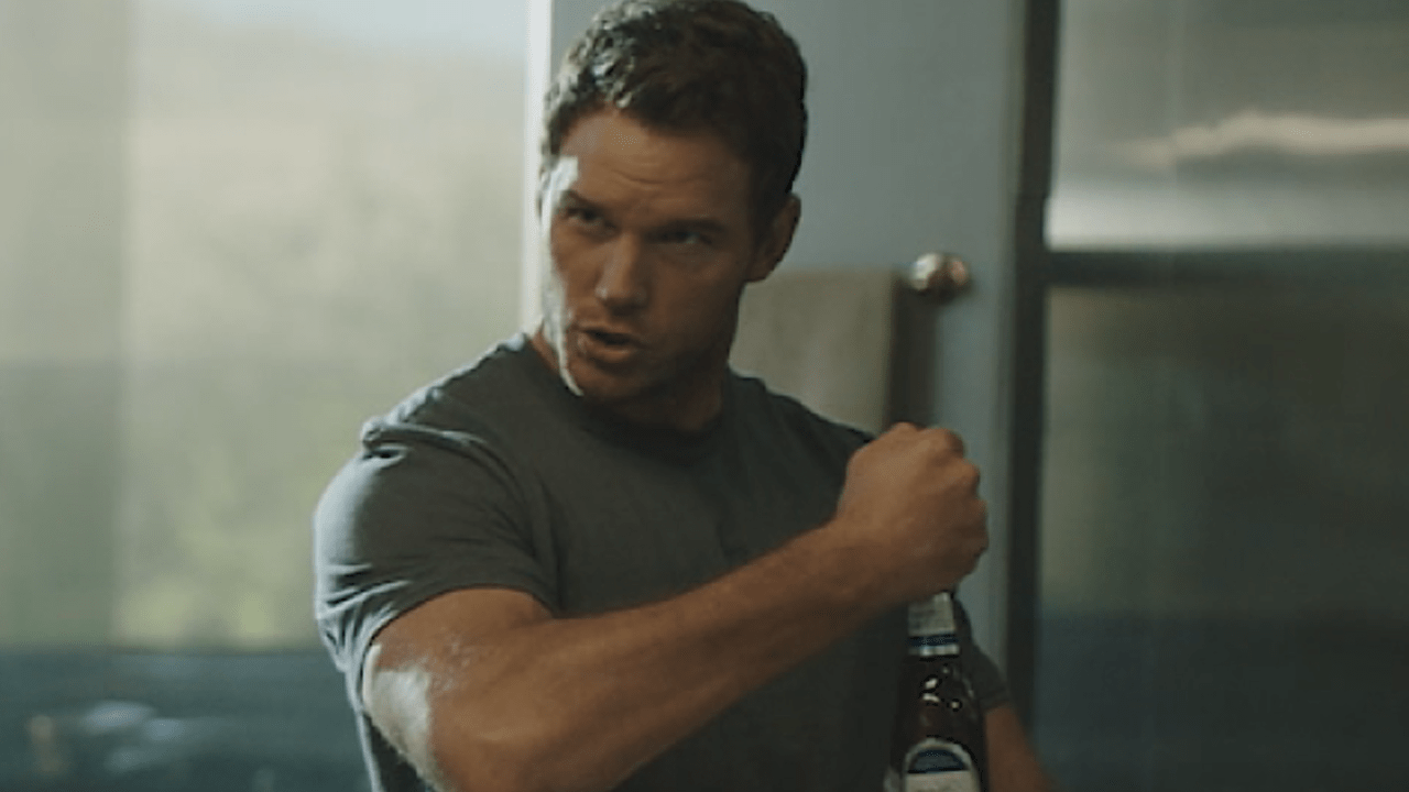 Watch Chris Pratts Hilarious Super Bowl Commercial Outtakes  Entertainment Tonight