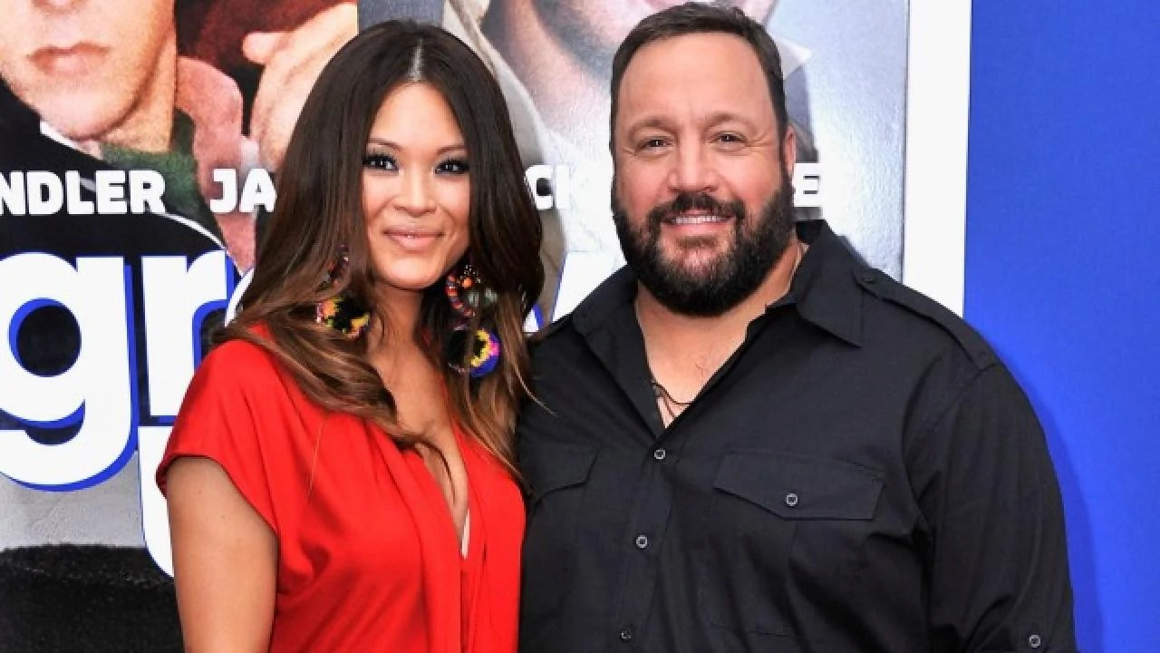 Kevin James and Wife Steffiana de la Cruz Welcome Fourth