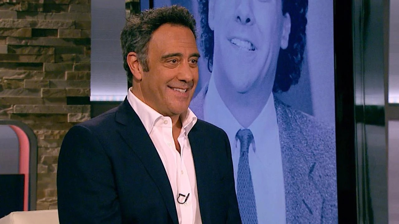 Brad Garrett Opens Up About His Past As A High