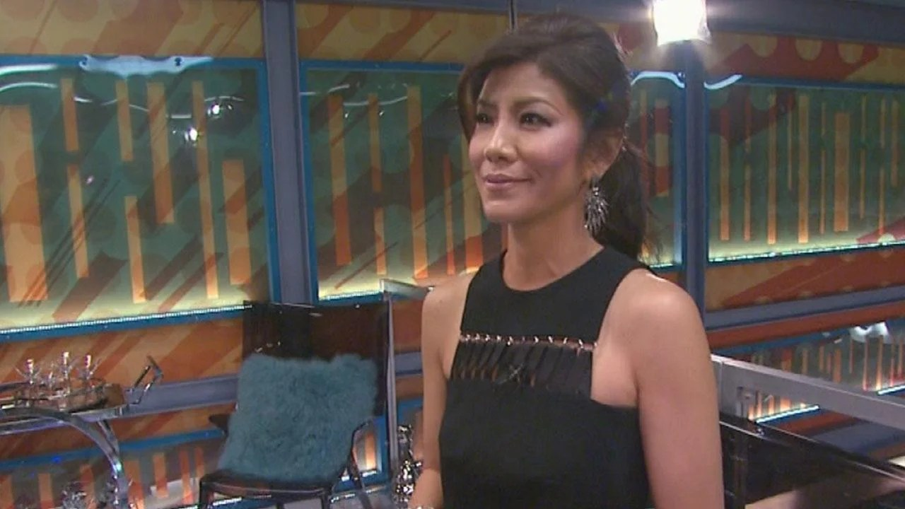 Julie Chen Tours the New Big Brother House  Entertainment Tonight