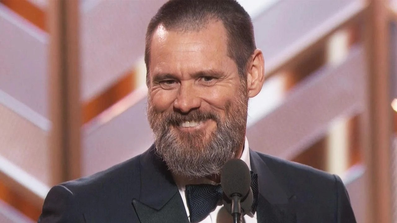 Jim Carrey Brings The Laughs In First Appearance Since
