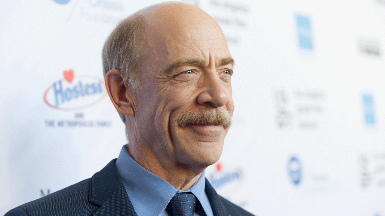 EXCLUSIVE JK Simmons On Justice League And Those Buff