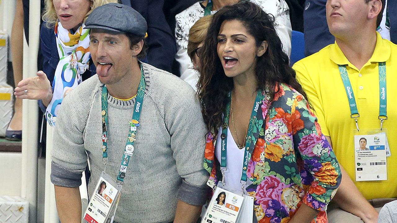 Matthew McConaughey and Camila Alves Are the Cutest Couple