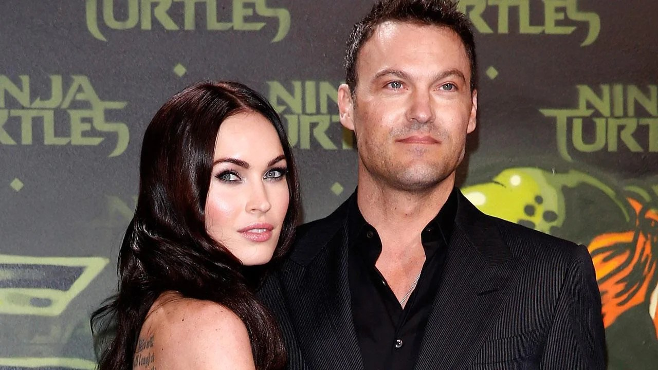 Brian Austin Green Says He Didn T Want To Date Megan Fox