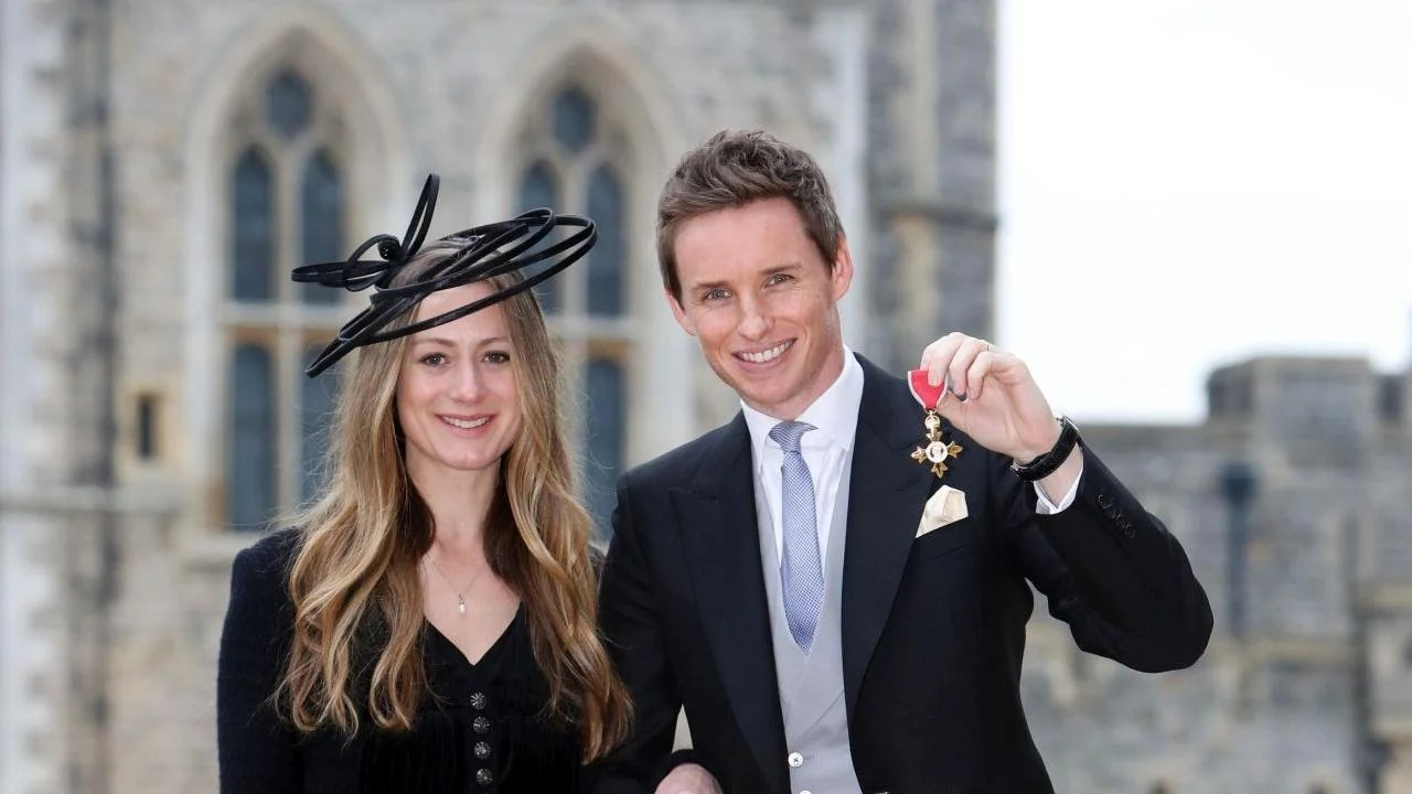 Eddie Redmayne and Wife Hannah Expecting Baby No 2  Entertainment Tonight