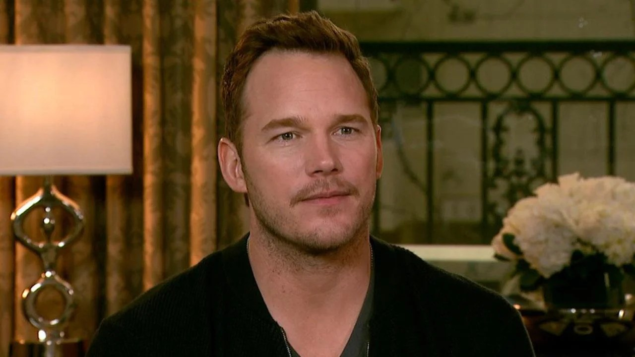 EXCLUSIVE Chris Pratt on How His Family Keeps Him Present  What He Shares With OnScreen Dad