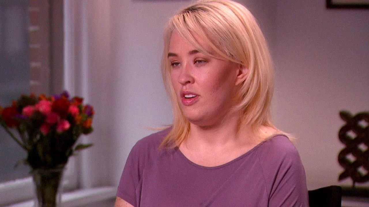 EXCLUSIVE: Mama June Reveals Exactly How Much She Weighs Today After Stunning Transformation   Entertainment Tonight