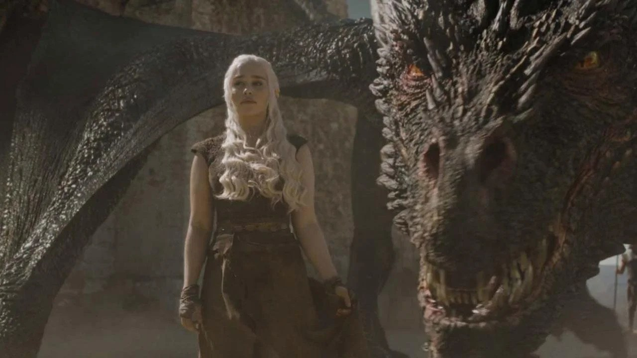3d Dragon Eye Wallpaper Game Of Thrones Daenerys Unleashes Her Dragons In Most