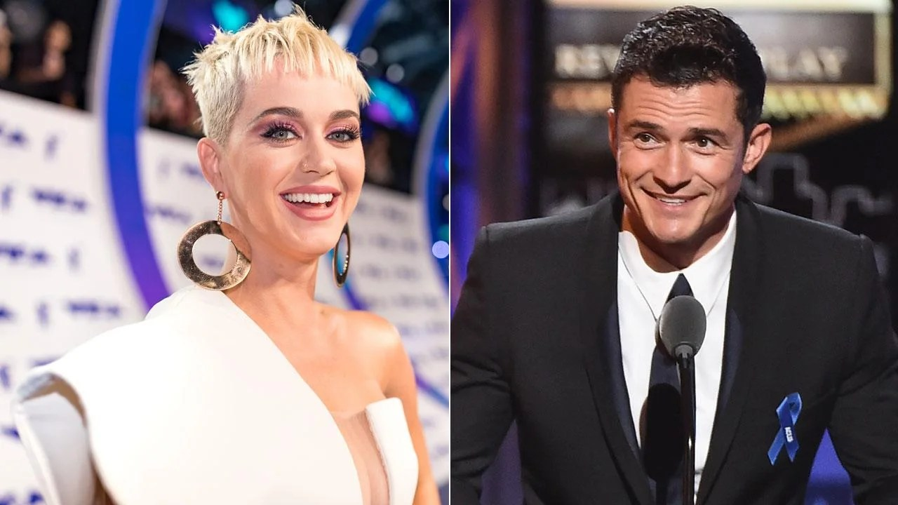 Katy Perry Spends Labor Day With ExBoyfriend Orlando