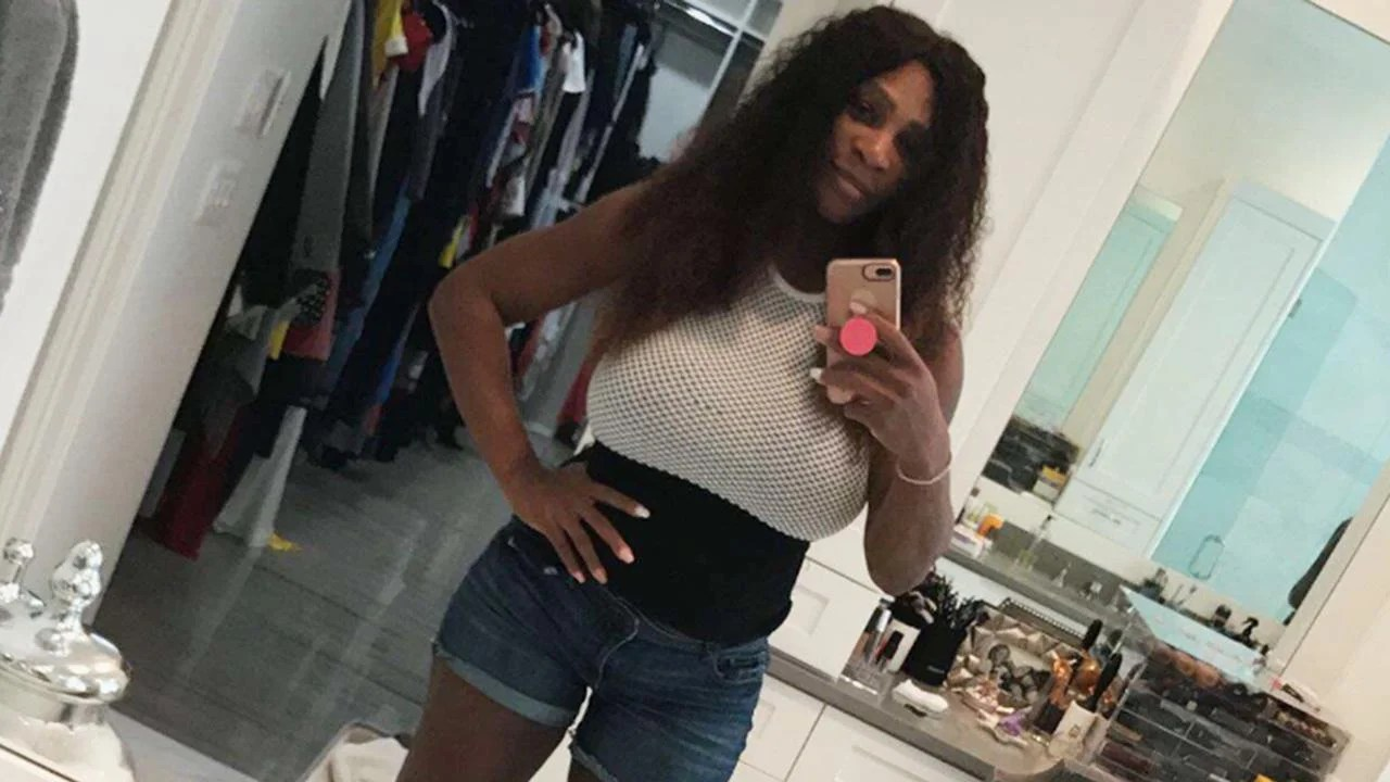 Serena Williams Shows Off PostBaby Weight Loss as She