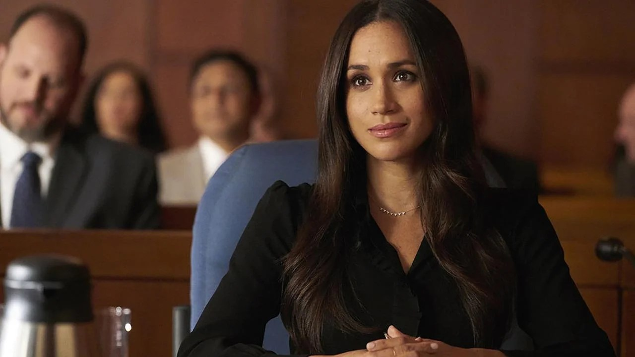 Meghan Markle Leaving Suits After Prince Harry