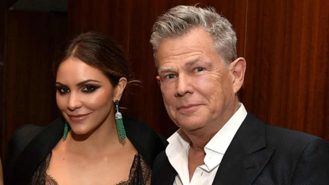 David Foster And Katharine McPhee Engaged Inside Their
