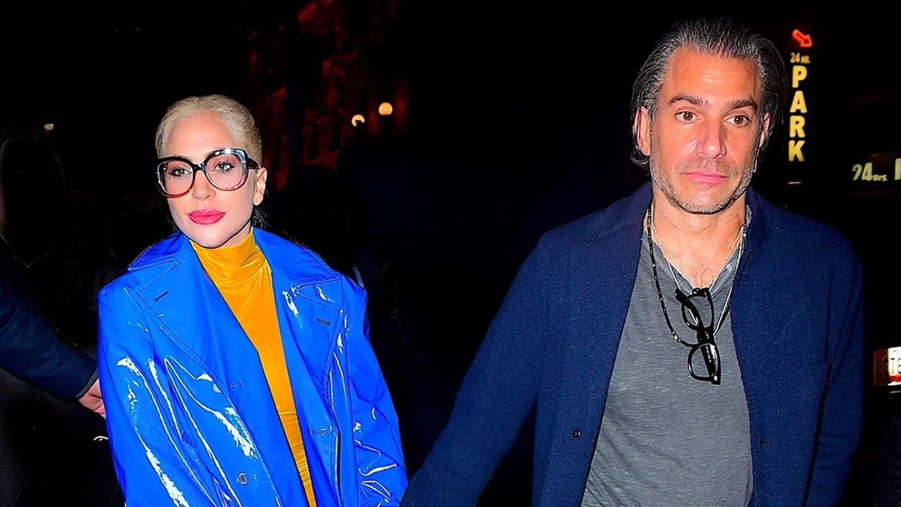 Lady Gaga Holds Hands With Boyfriend Christian Carino on PreGRAMMYs Date Night Pics