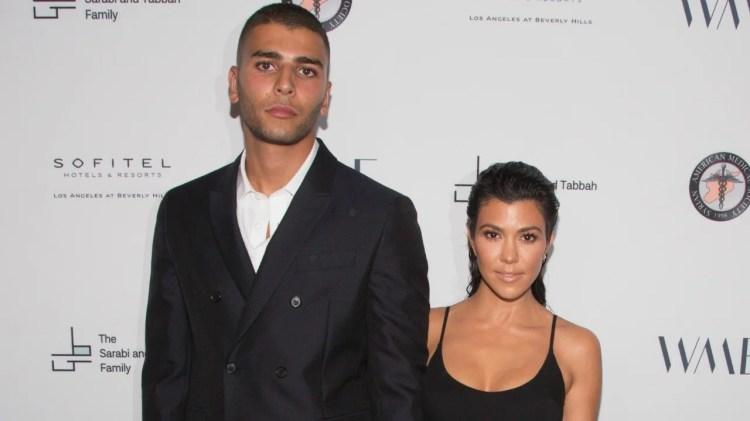 Kourtney Kardashian Splits From Younes Bendjima ...