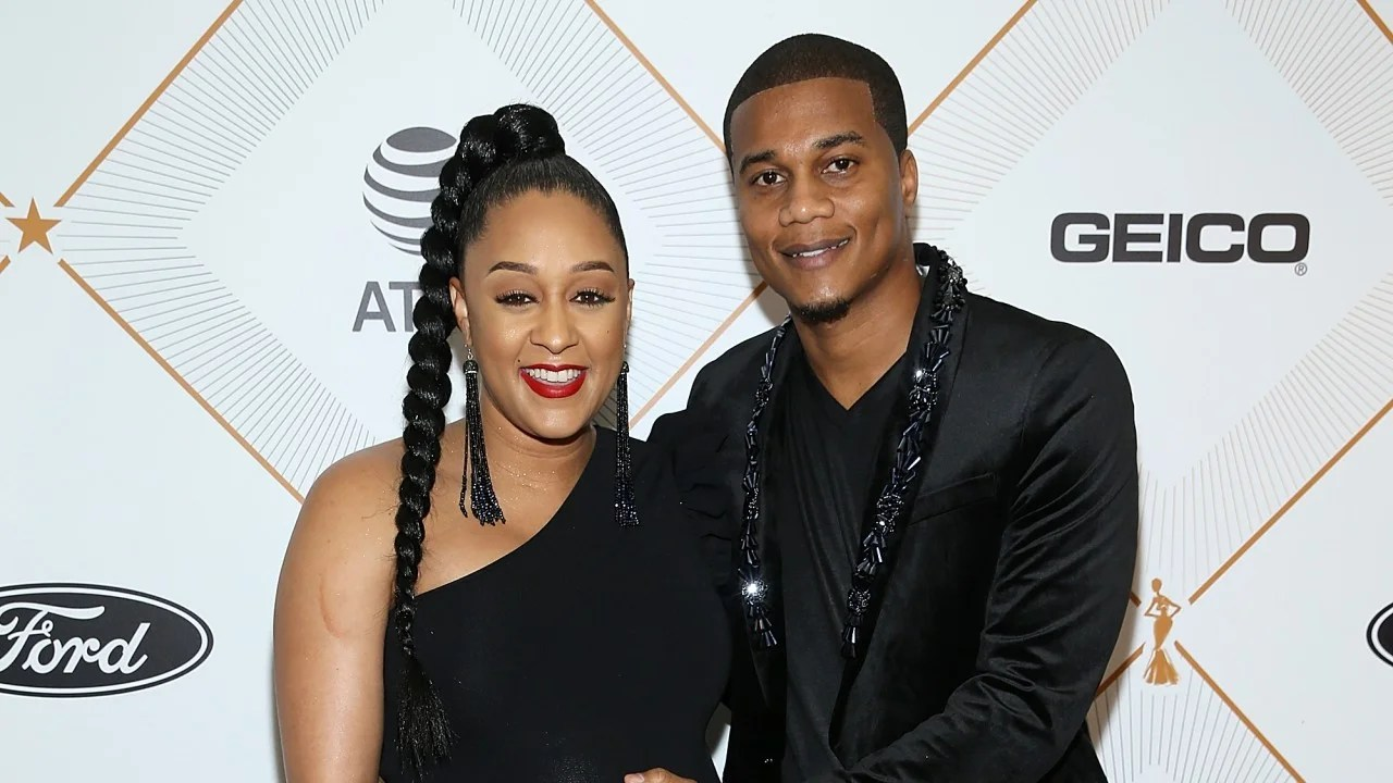 Tia Mowry Gives Birth to Baby No 2  Entertainment Tonight