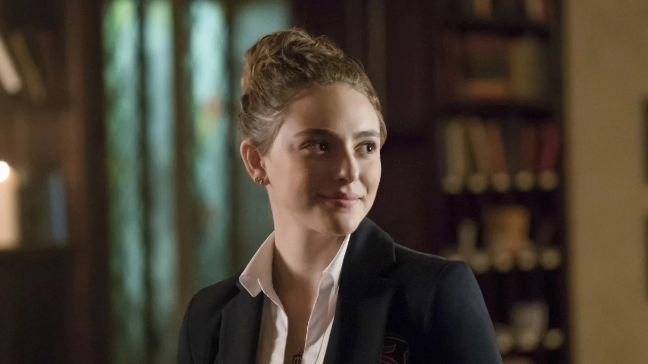 The Originals Star Danielle Rose Russell on Hopes Future  Taking Her Anger Out on Elijah