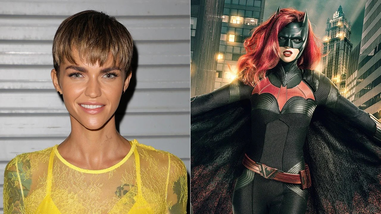 Local Wallpaper Girl Here S The First Footage Of Ruby Rose As The Cw S Batwoman