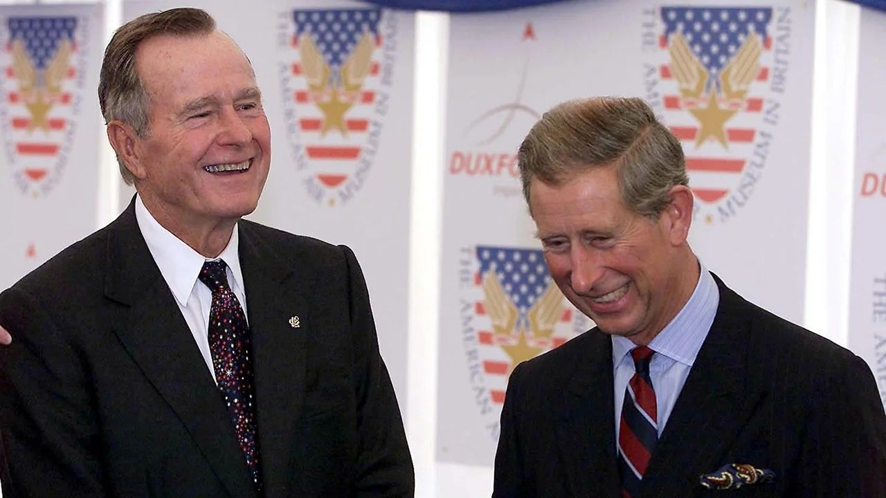 Prince Charles To Attend George H W Bush S Funeral In