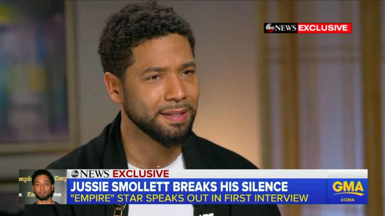 Jussie Smollett Tearfully Details His Attack on Good
