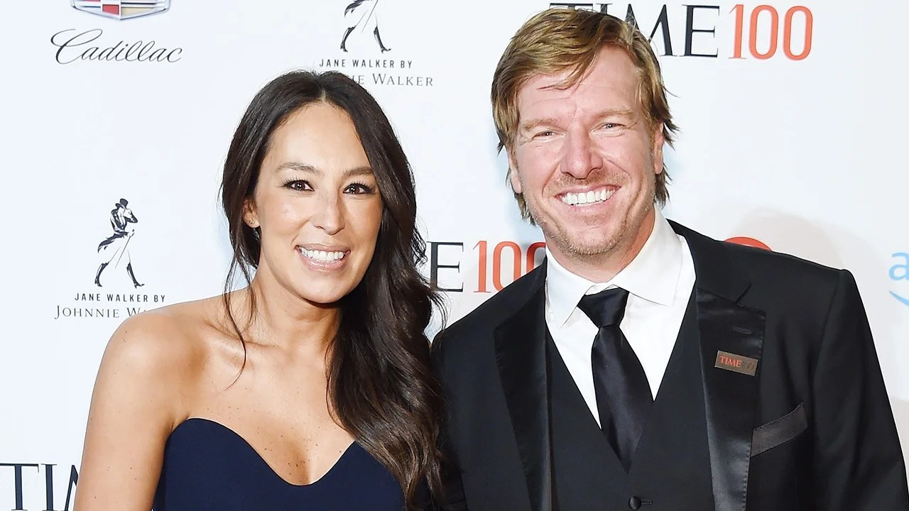 Chip And Joanna Gaines Announce First Original Series On