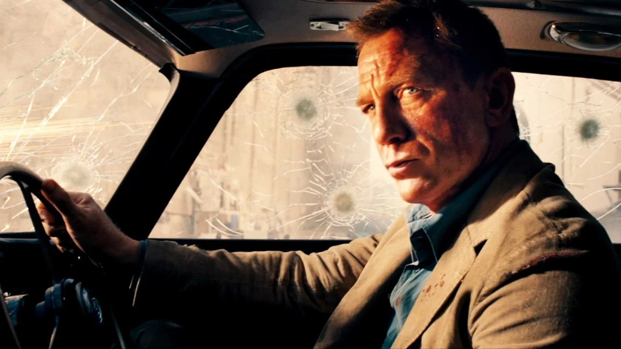No Time To Die Trailer No 1 Daniel Craig S Final James