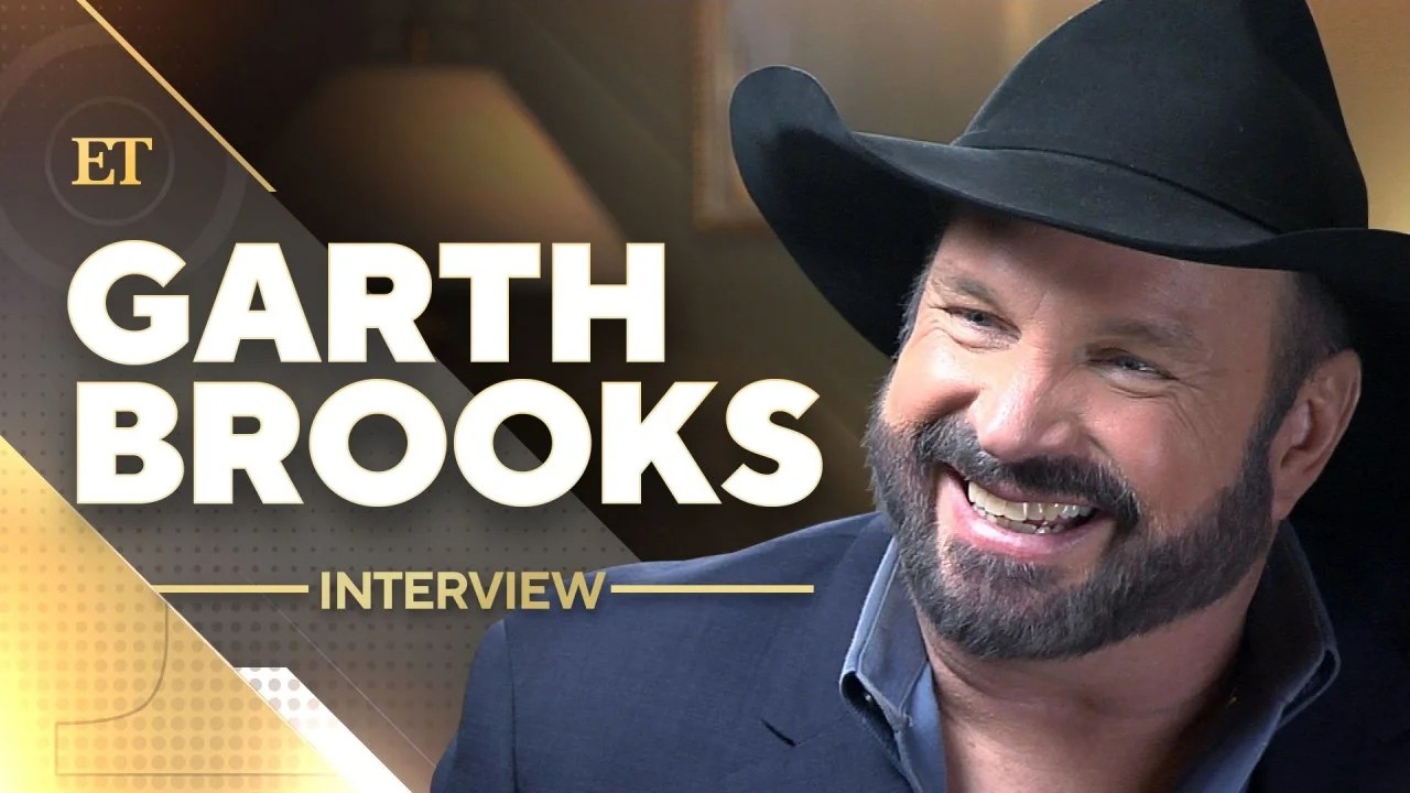 Garth Brooks Emotional Over Gershwin Prize Honor And