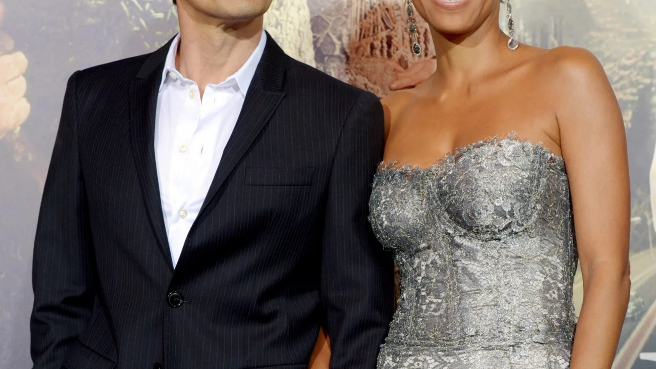 Halle Berry and Olivier Martinez   Entertainment Tonight